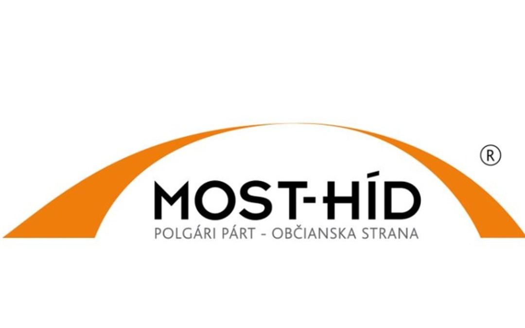 Jóváhagyta a Most-Híd kongresszusa a párt beolvadását a Szövetségbe