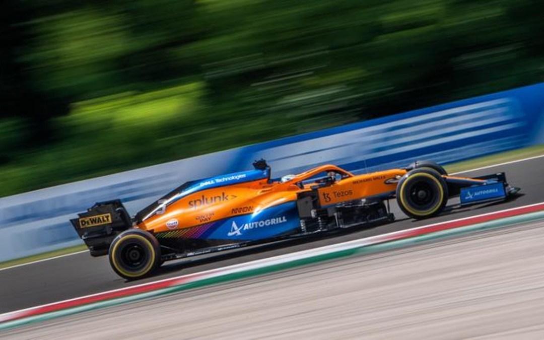 Ricciardo nyerte az Olasz Nagydíjat