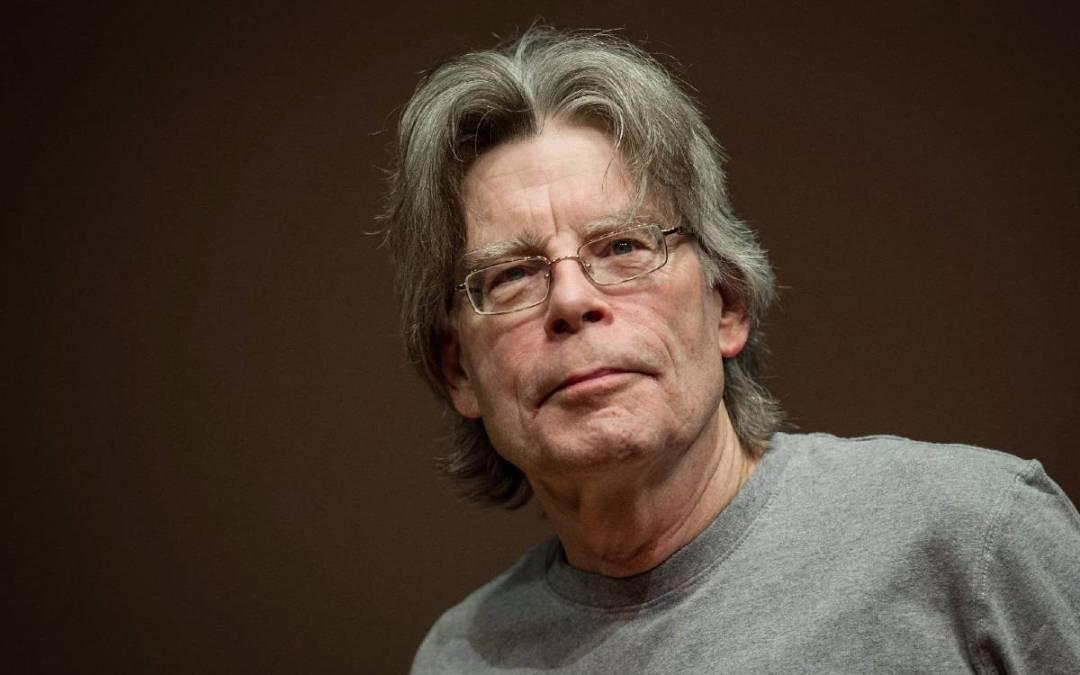 74 éves Stephen King