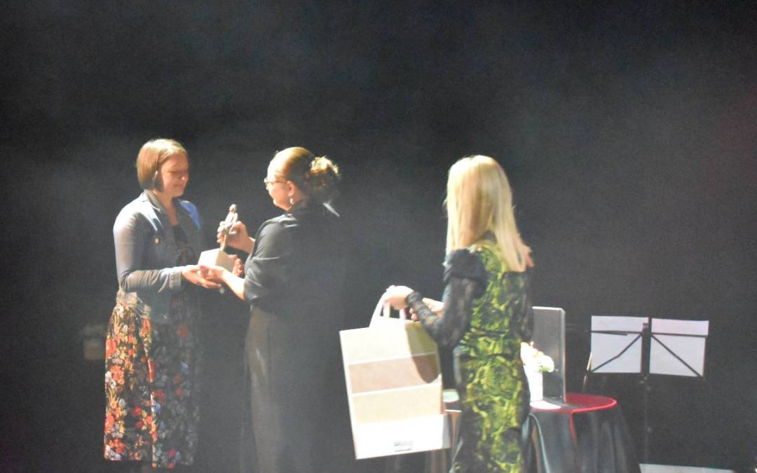 У Берегові вперше вручили премію імені Шарі Федак