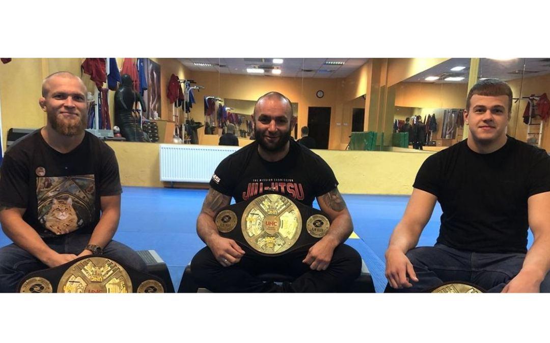 Három kárpátaljai sportoló nyert országos jiu-jitsu bajnoki címet