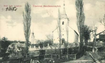 Kárpátalja anno: a mezőkaszonyi római katolikus templom