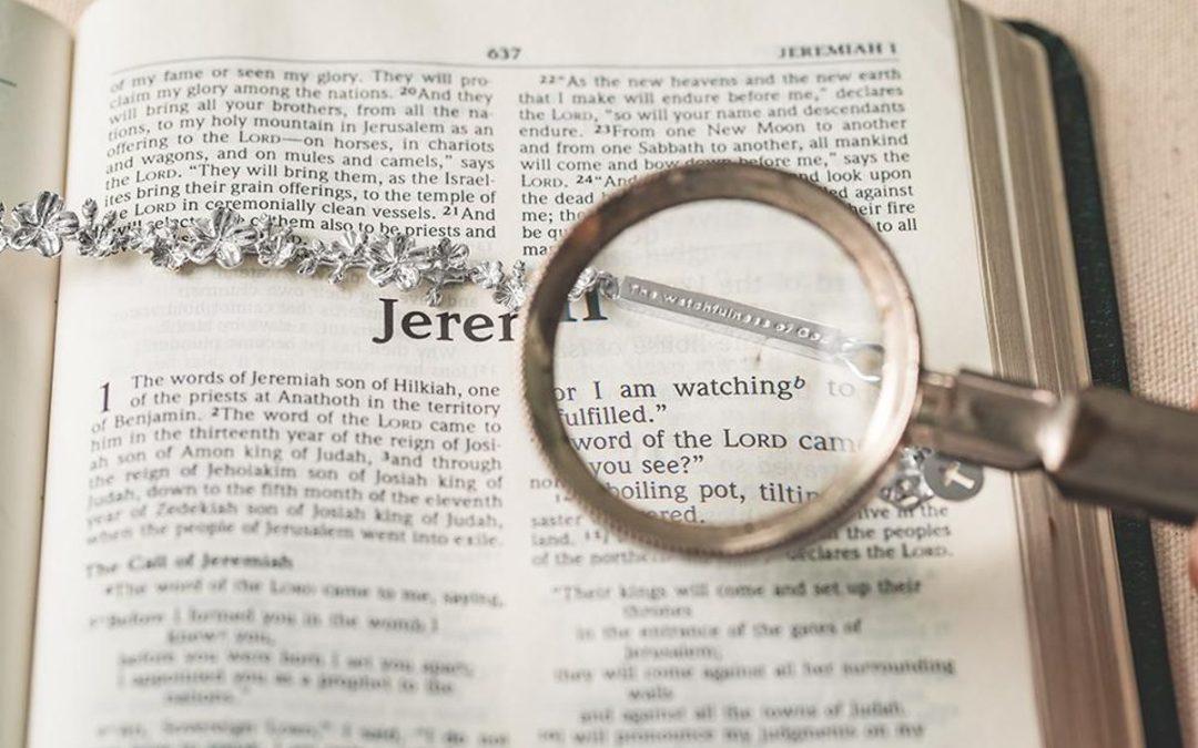 Isten-lesen: Igék, igaz szavak mára és a jövő hétre