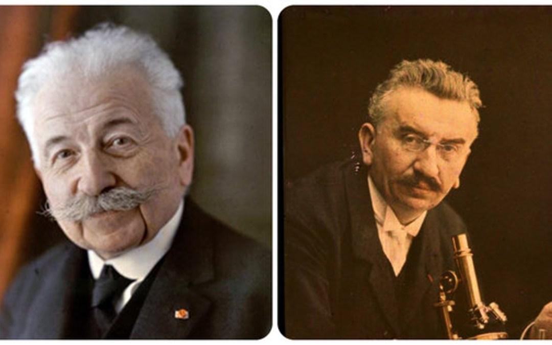 159 éve született Auguste Lumière