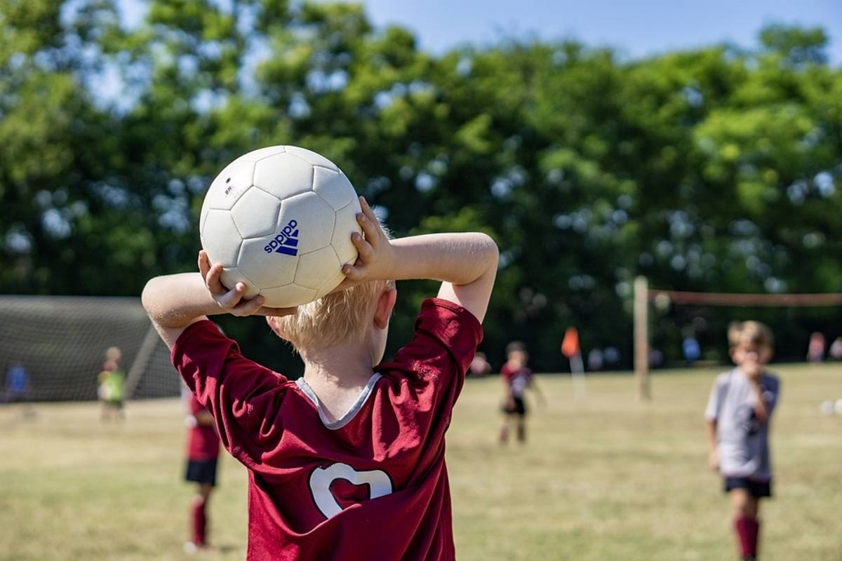 sport gyerek