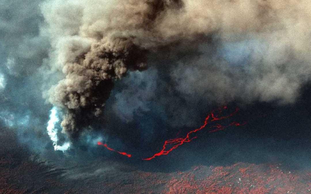 Törölni kellett a La Palma-i járatokat a vulkán hamufelhője miatt
