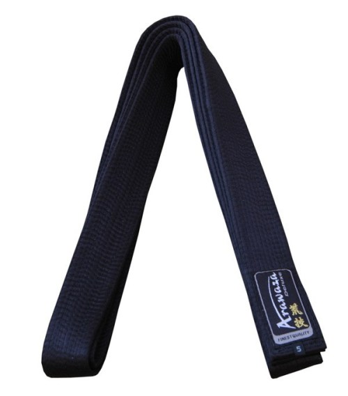 Harga ARAWAZA Black Belt - SATIN Murah