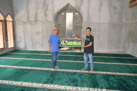 "Pasang Karpet LLRJ di Masjid Al Mujahidin Pakem Sleman Yogyakarta<span class=""rmp-archive-results-widget rmp-archive-results-widget--not-rated""><i class="" rmp-icon rmp-icon--ratings rmp-icon--star ""></i><i class="" rmp-icon rmp-icon--ratings rmp-icon--star ""></i><i class="" rmp-icon rmp-icon--ratings rmp-icon--star ""></i><i class="" rmp-icon rmp-icon--ratings rmp-icon--star ""></i><i class="" rmp-icon rmp-icon--ratings rmp-icon--star ""></i> <span>0 (0)</span></span>"