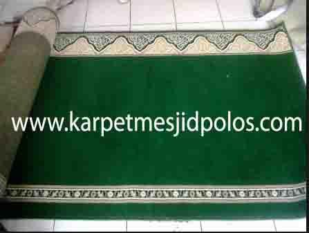 jual karpet masjid roll di gandaria Jakarta
