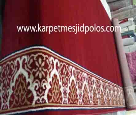 jual karpet masjid roll di senayan Jakarta