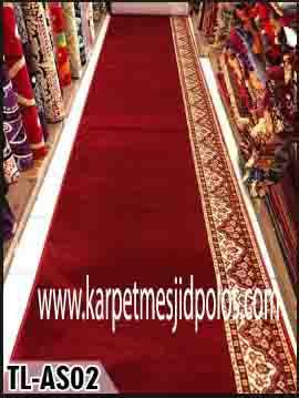 jual karpet masjid roll asli import di Jakarta