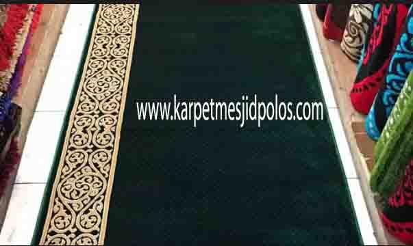 penjual karpet masjid roll di depok utara