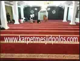 penjual karpet masjid roll di jakarta utara
