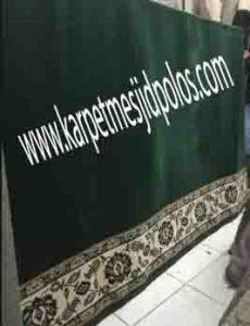 penjual karpet masjid roll di karawang timur