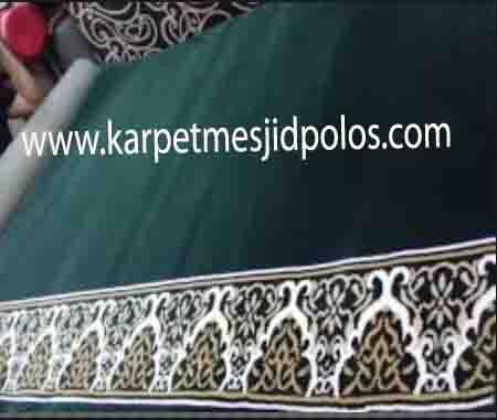 penjual karpet masjid roll di semarang barat
