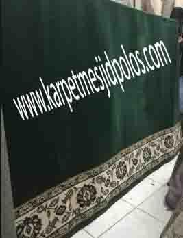 penjual karpet masjid roll di semarang utara