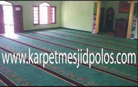 jual karpet masjid murah di bambu apus jakarta timur