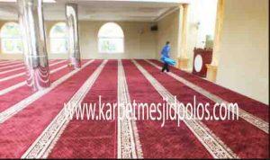 dimana tempat pesan karpet masjid di Danau indah cikarang barat
