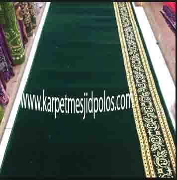 jual karpet masjid murah di cikini Jakarta