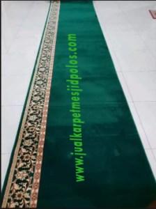 Jual karpet sajadah masjid roll di jakarta selatan