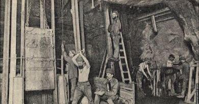 Соревнование  в  Турьинских  рудниках