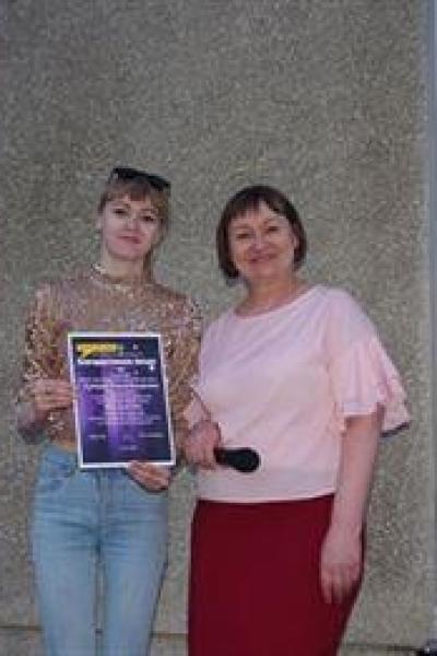 Награждение участников акции Ночь музеев-2021 Куткина Ю.В.