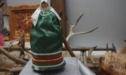 Мансийская кукла Акань