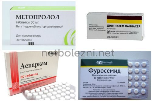 Medikamente zur komplexen Therapie