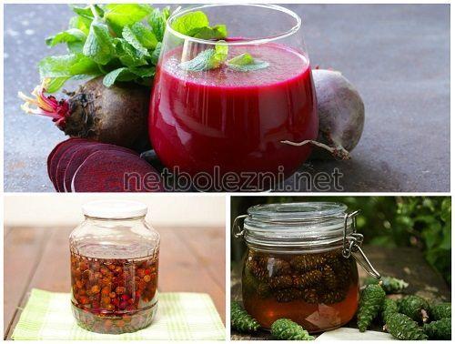 Rezepte der traditionellen Medizin