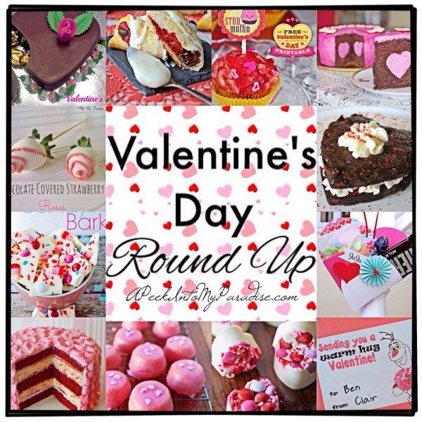 Valentines Day Roundup A peek into my paradise
