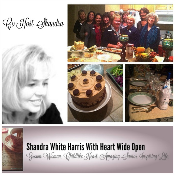 Shandra White Harris With Heart Wide Open