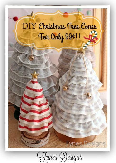 diy-christmas-tree-cones-99cents