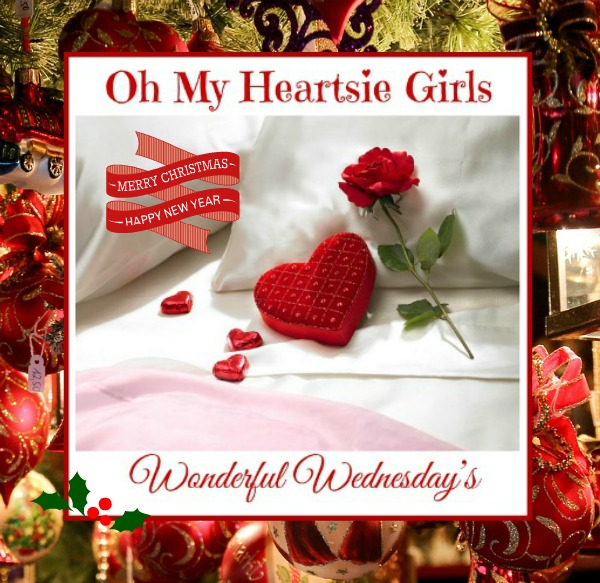 Oh my Heartsies Wonderful Wednesday Dec