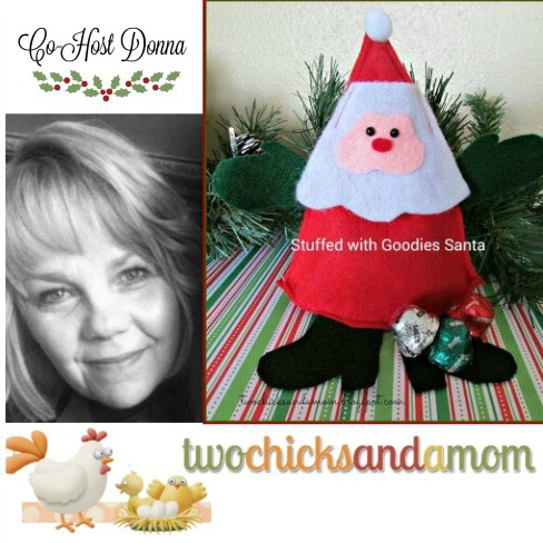 Two-Chicks-and-a-mom-stuffes-with-goodies-santa