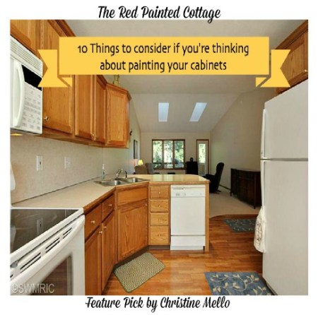 10 Things TO Consider When Painting Cabinets