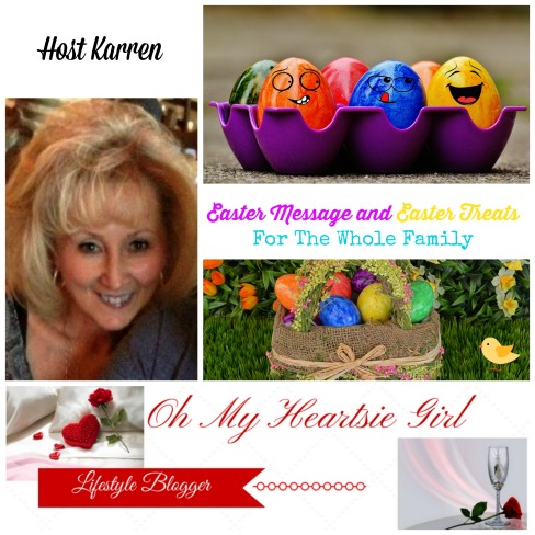 Easter Message and Easter Treats For The Whole Family