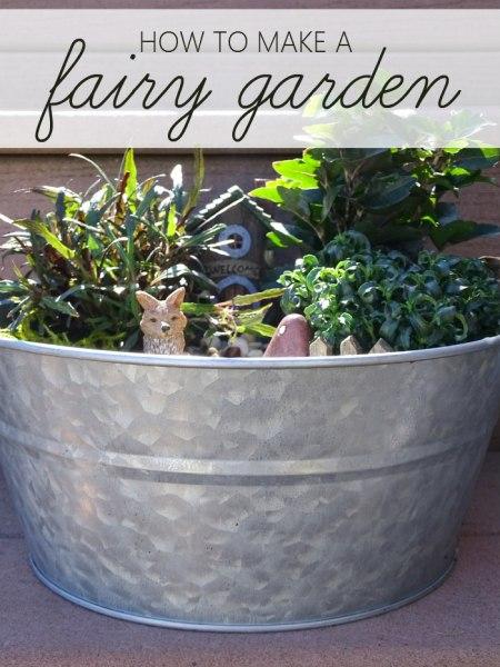 Living la Vidaholoka - Fairy Garden