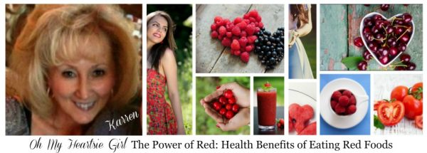 The Power of Red: Health Benefits of Eating Red Foods