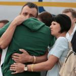 «Росіяни ставилися до нас, немов до собак», – звільнений з полону моряк Цибізов