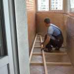 Утепление пола на балконе — обзор материалов и этапы процесса монтажа
