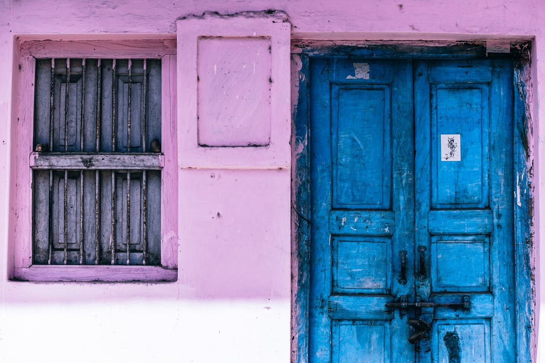 rosa dörr