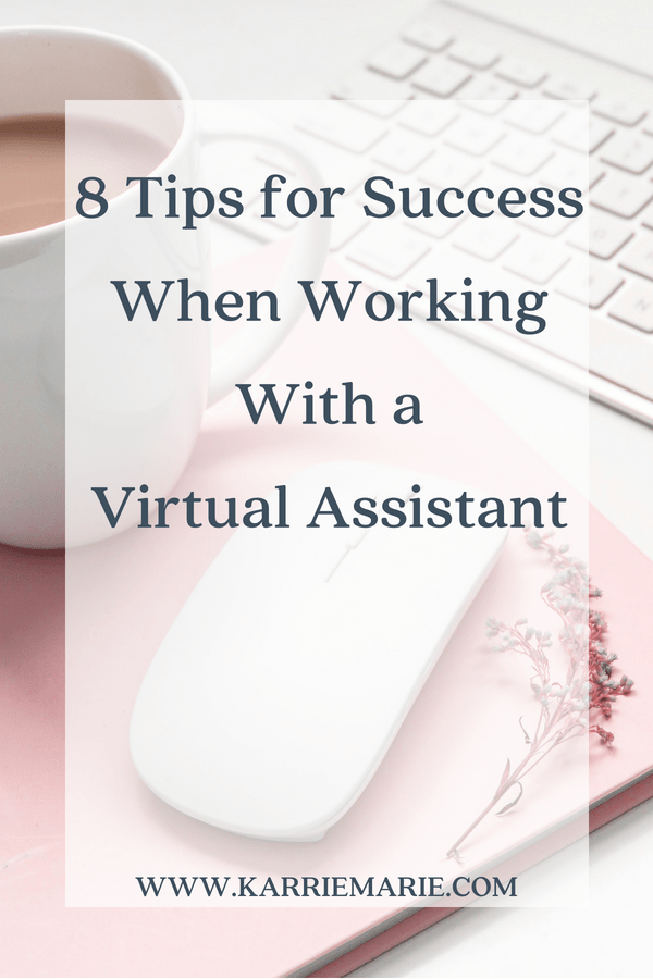 virtual assistant and computer desktop