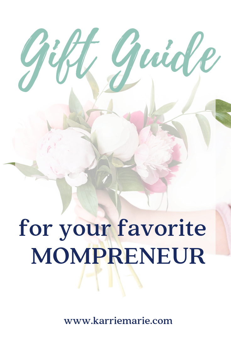 gift guide for mom, Karrie Marie Consulting