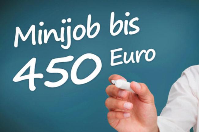Bewerbung Fur Einen 450 Euro Job Tipps Beispiele