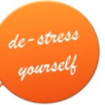 de-stress yourself © Sylvia NiCKEL