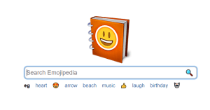 emojipedia (Screenshot)