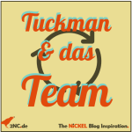 Tuckman & das Team © Sylvia NiCKEL