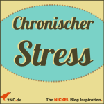Chronischer Stress © Sylvia NiCKEL