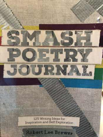 Smash Poetry Journal Cover