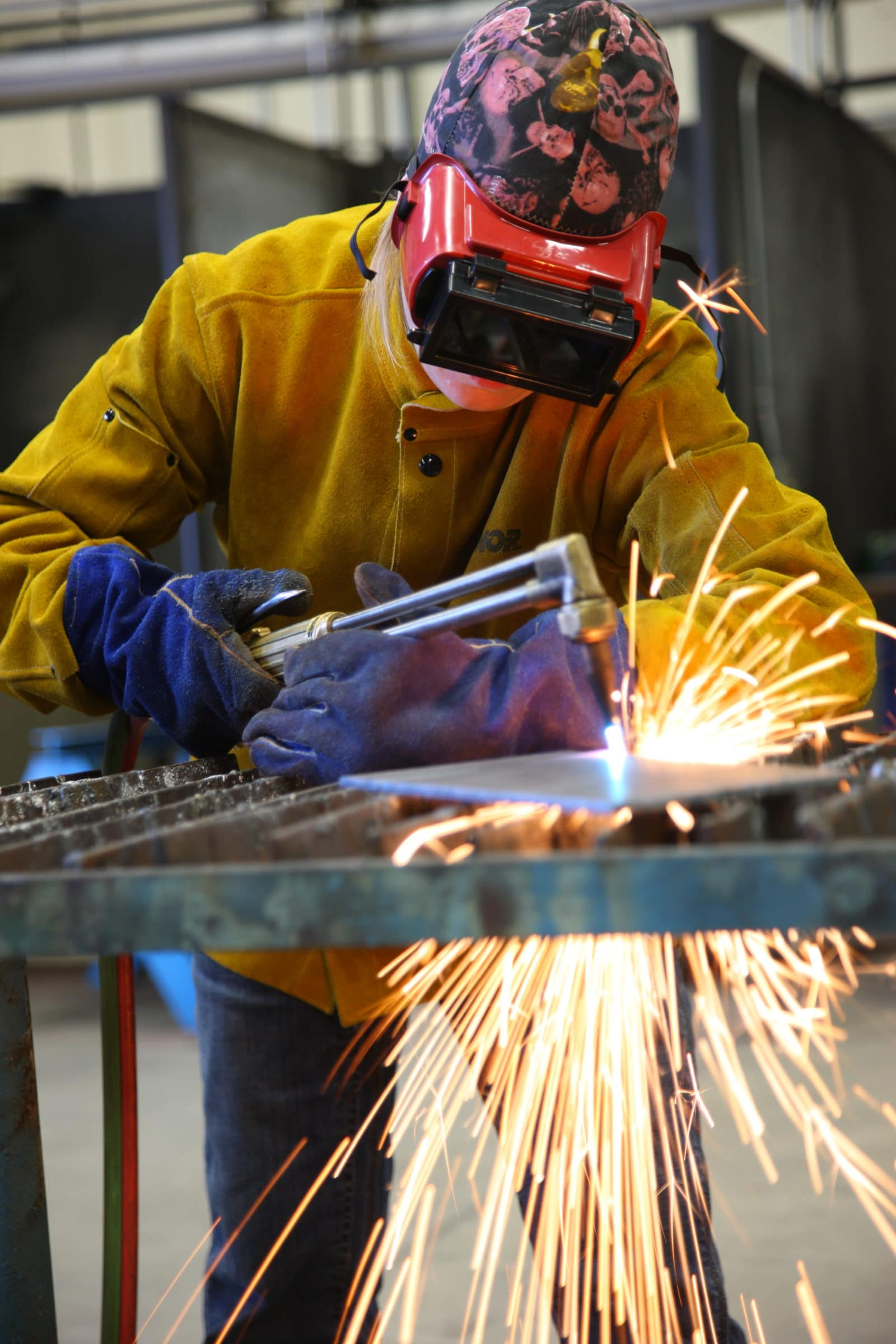 Picture of welder